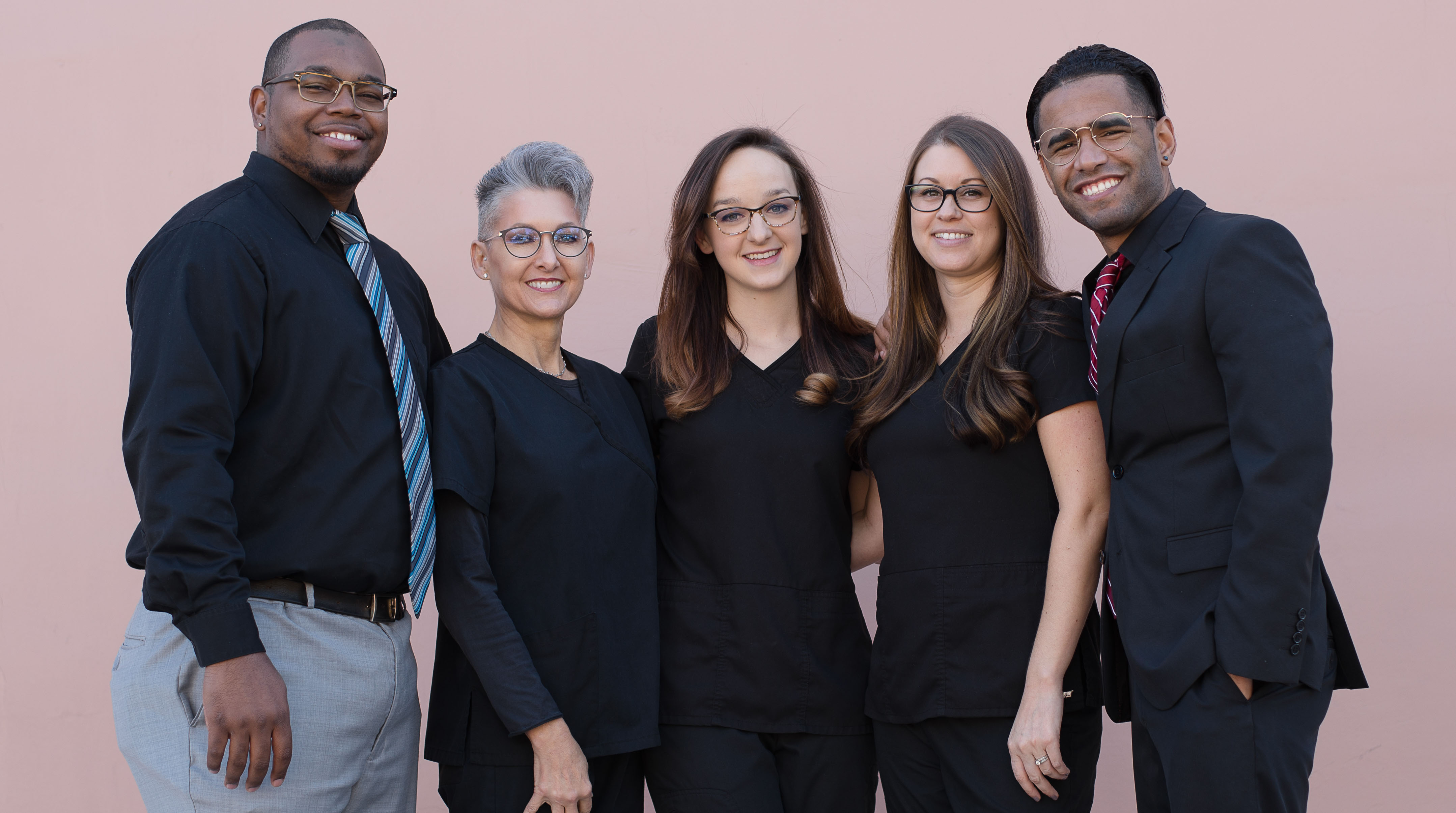 meet the staff at Mallinger Eye Care
